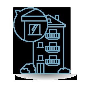 Radonmätning i flerbostadshus