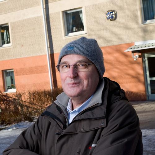 Carl-Eric Nilsson, referenskund för Radea