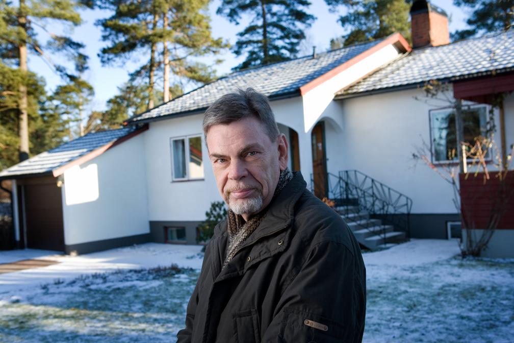 Leif Ronander skulle sälja hus och anlitade Radea