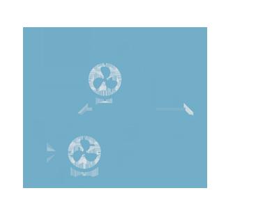 Mekanisk till- och frånluft med värmeväxlare, FTX