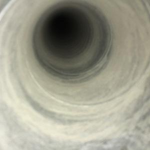 ren ventilationskanal